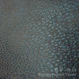 Bronzare il tessuto di cuoio di Microfiber Nubuck della pelle scamosciata per il sofà
