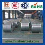 Верхнее качество Китай гальванизировало сталь в катушке листов (GI) SPCC