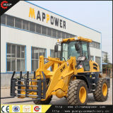 세륨을%s 가진 1.6ton Front Wheel Loader