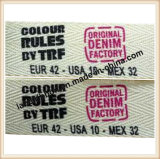 Fita do algodão da alta qualidade para a impressão da etiqueta (CC2406-1#)