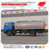 Chassi de Dongfeng 4X2 12600 do combustível litros de caminhão de petroleiro para a venda
