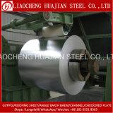 SGCC Dx51d+Z ha galvanizzato la bobina d'acciaio usata per costruzione