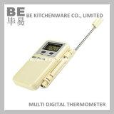 Termómetro multi Wt-2 (BE-5005) del alimento de Digitaces del propósito