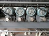 Línea recta vertical máquina del solo control de la viruta del ribete que bisela