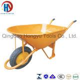 Wheelbarrow de aço da alta qualidade para a construção (WB7703)