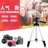 Treppiedi di macchina fotografica di alluminio flessibile universale del professionista mini per Smartphones