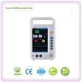 Ma-8000A 7 pulgadas Monitor de paciente portátil