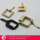 Hebilla de correa del Pin de la plata de la aleación del cinc del metal