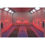 Stanza della pittura della cabina di spruzzo della vernice del sistema di riscaldamento IR