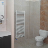 Bathroom HeatingのためのSale熱い水Heated Steel Ladder Towel Racks Radiators
