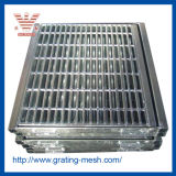 Galvanisiertes Closed Bar/Steel Grating für Trench Cover