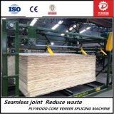 A venda da fábrica 4 pés de madeira compensada uniu a máquina de composição da maquinaria da planta
