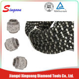채석장 11.5mm 다이아몬드 철사는 화강암을%s 보았다