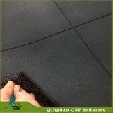Pavimentazione di gomma Shockproof, mattonelle di gomma della stuoia