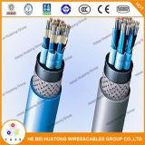 cable del a bordo de la trenza del alambre de metal 0.6/1kv