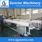 Gute Qualitäts-Belüftung-elektrisches Rohr-Rohr-Strangpresßling-Maschine von der Zhangjiagang-Sonnenaufgang-Maschinerie