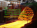 모양없이 한 철강선 로드 Q195, SAE1008b, SAE1006b를 강화하십시오