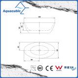 Vasca da bagno indipendente acrilica standard americana (AB6103)