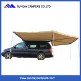 4WDトラックのキャンプテントのための屋外のオフロード車の屋根のFoxwingの日除け
