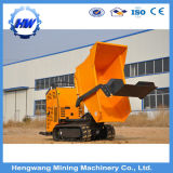Equipamento de construção pesada Carregadeira de roda de 5 toneladas