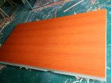 MDF меламина вишни 18mm красный для пользы мебели