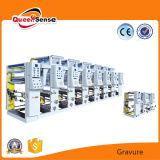 Inline-Shaftless Zylindertiefdruck-Drucken-Maschine