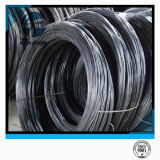 Fil obligatoire de fer galvanisé et noir/fil noir