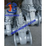 API/DIN 탄소 강철 플랜지 놀이쇠 보닛 게이트 밸브