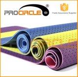 Estera natural de la yoga de la TPE del PVC NBR de Procircle Eco (PC-YM2016)