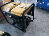 Generatore diesel portatile del comitato 5kw del visualizzatore digitale