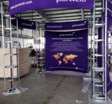 Cabine normale d'exposition de cabines extérieures portatives de cabine de système d'exposition