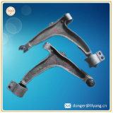 造られた鋼鉄低いアーム、コントロールアーム、自動車のための推圧アーム