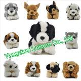 Hond van het Stuk speelgoed van de Pluche van de Vriend van de Baby van Ce de Zachte Gevulde Dierlijke