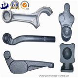 Forjamento do ferro de fundição de China/aço/alumínio/liga com fazer à máquina para a maquinaria forjada