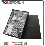 El casquillo de papel de la falda de los zapatos de la camisa arropa la caja de cartón de papel de empaquetado del regalo de la caja de embalaje (YLS103)