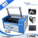 50W 휴대용 2 바탕 화면 CNC 소형 이산화탄소 Laser 절단기 Tr5030