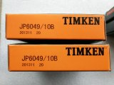Подшипник ролика Jp6049/Jp6010b конусности подшипника ролика Timken конический Jp6049/10b