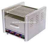 Gril de hot-dog pour griller le hot-dog (GRT-RG9BW)