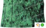 Camisa do protetor do prurido de Lycra camuflar de Spearfishing dos esportes dos homens