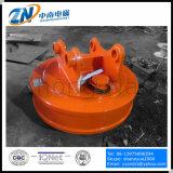 Magnete di sollevamento circolare dell'installazione dell'escavatore con Diameter-700mm Emw-70L