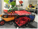 Foldable Capacious Utility Folding Wagon