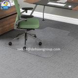 Esteira da cadeira com o bordo para assoalhos de tapete elevados da pilha