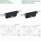 Tutti zincano la doppia cassa della serratura di senso per la finestra ed il portello con i denti (SH006A)
