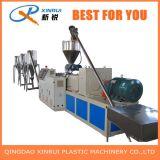 WPCの木製のプラスチック餌の放出の生産機械