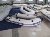 barca gonfiabile di sport della barca di rematura del crogiolo di PVC di 2.7m con il Ce di alluminio del pavimento