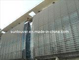Aluminio Aerofoil Exterior Sun Louver (DX-AF450)