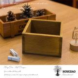 Rectángulo de madera de Hongdao, rectángulo de empaquetado de madera de encargo para Gift_D