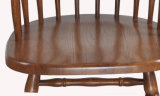 Cadeira de Windsor de madeira contínua (M-X2148)