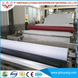 Waterdichte Membraan Van uitstekende kwaliteit van pvc van de Levering van de fabriek het Homogene voor de Bouw van Dak