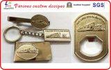 Aniversários Keychain do chapeamento de ouro (FS2013-3261)